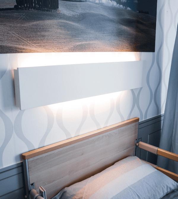 Diviflex - bed headboard system