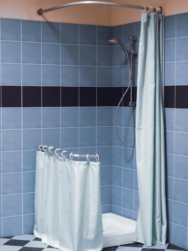 Diviflex - shower partition system